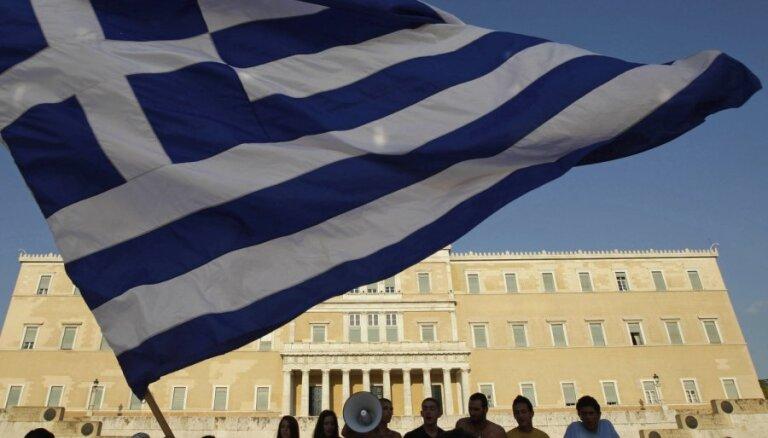 Президент Греции распустил парламент и объявил выборы