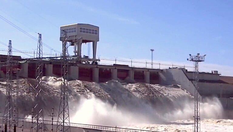 Valsts vides dienests aicina HES sekot līdzi ūdens līmeņa izmaiņām un nepieļaut plūdu rašanos