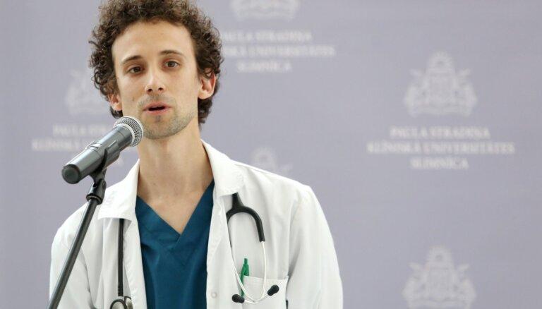 Mediķis: jaunais Stradiņa slimnīcas korpuss motivēs topošos speciālistus pieteikties darbā