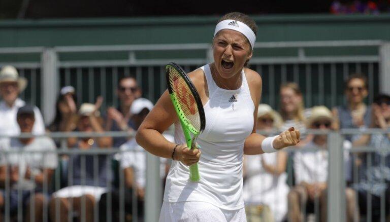 Латвийская звезда тенниса Остапенко повторила достижение Клийстерс
