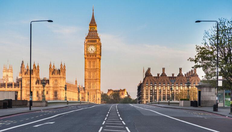 Великобритания переживает худшую рецессию в истории