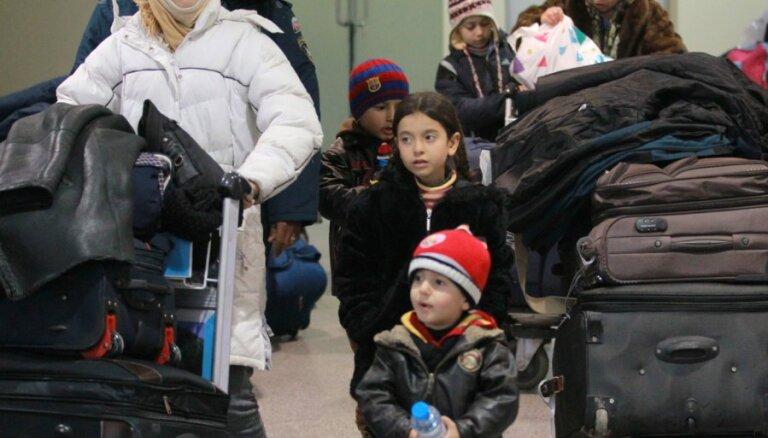 Krievija: nav sākta pilsoņu masveida evakuācijas no Sīrijas