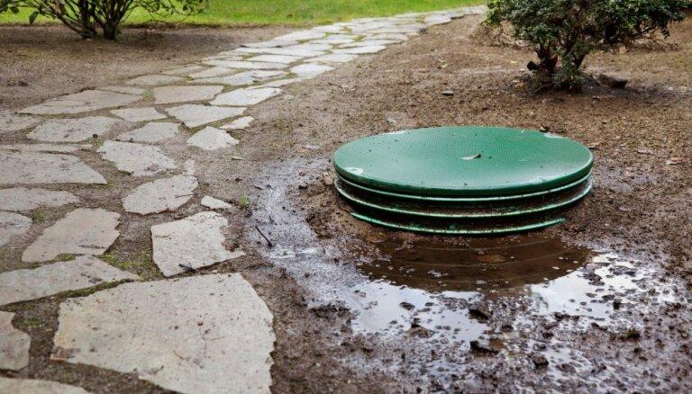VK: neattīrīti notekūdeņi nonāk vidē, radot vides un cilvēku veselības kaitējuma risku