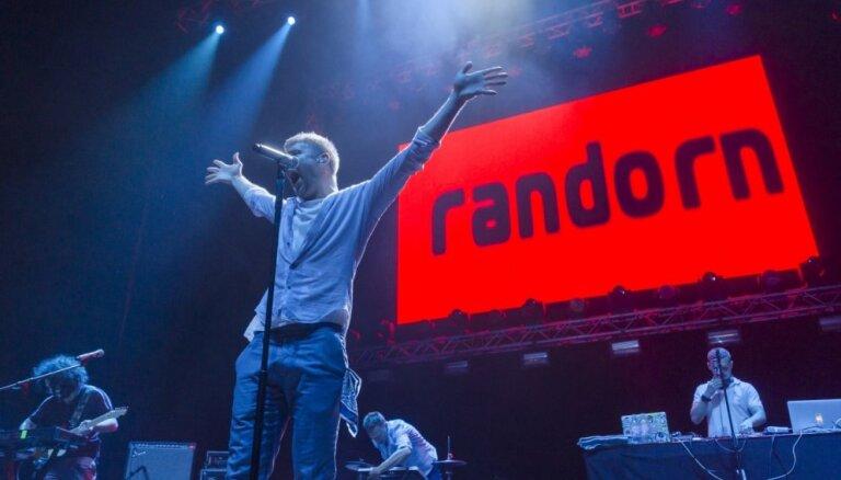 ФОТО: Иван Дорн представил в Риге свой новый альбом
