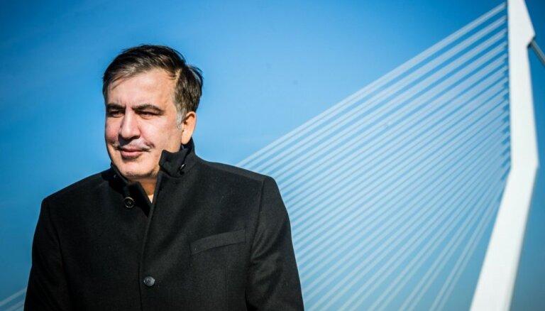 Saakašvili atjaunota Ukrainas pilsonība