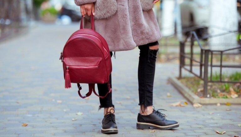 Удобная мода: лучшие образы со стильными рюкзаками
