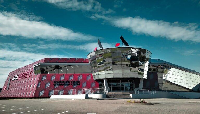 'Atta Centre' atjauno kongresu kompleksa aktivitātes