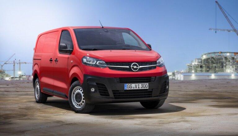 Jaunais 'Opel Vivaro' vairs nav 'Renault Trafic', bet gan 'Peugeot Expert'