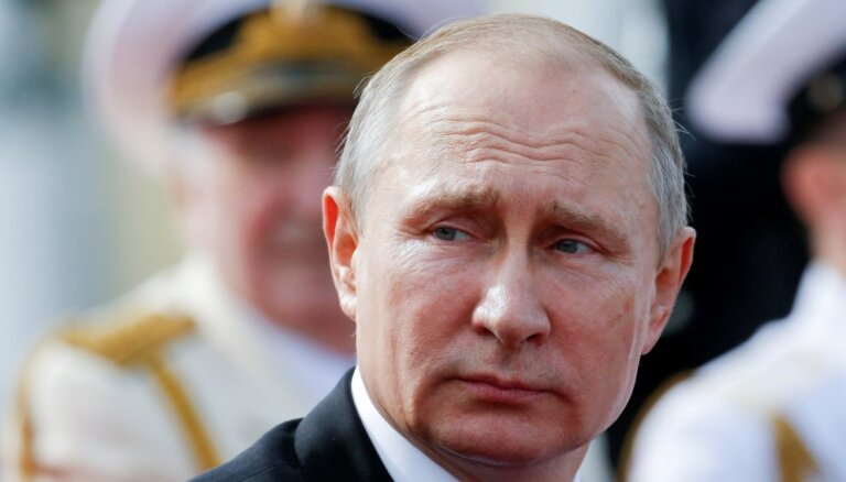 Путин назвал агрессивной стратегию НАТО и призвал развивать ядерную триаду