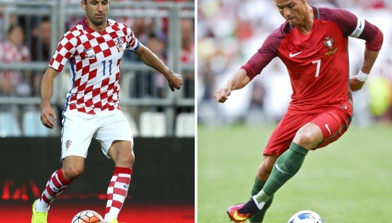 Сегодня на ЕВРО начинается плей-офф: британское дерби и Роналду против хорватов