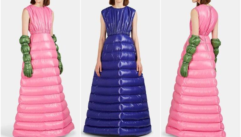 Pufīgās kleitas – internetu pārsteidzis jauns stila trakums