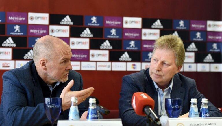 LFF vadība nebija naska sasaukt ārkārtas sēdi Starkova jautājumā