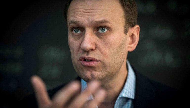 """""""Очень странные дела"""": Навальный запросил записи с тюремных камер"""
