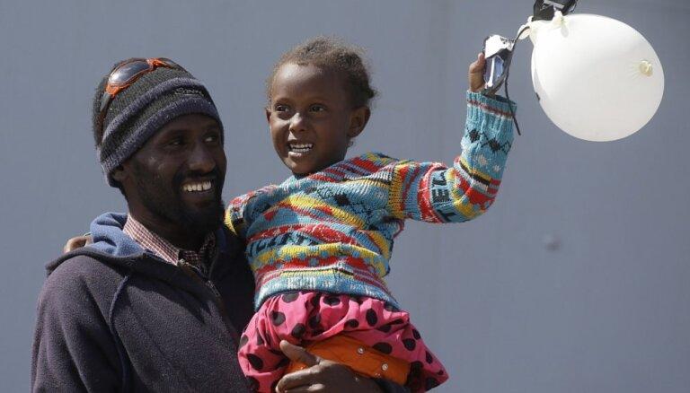 Lietuva pirmoreiz uzņem patvēruma meklētājus no Eritrejas