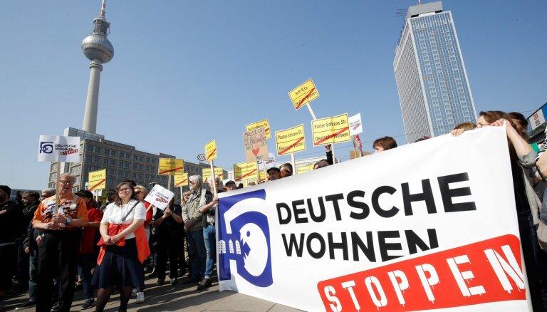Власти Берлина одобрили план заморозки арендной платы в столице Германии на ближайшие пять лет
