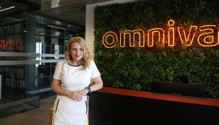 'Personība biznesā': 'Omniva' vadītāja Latvijā Beāte Krauze-Čebotare