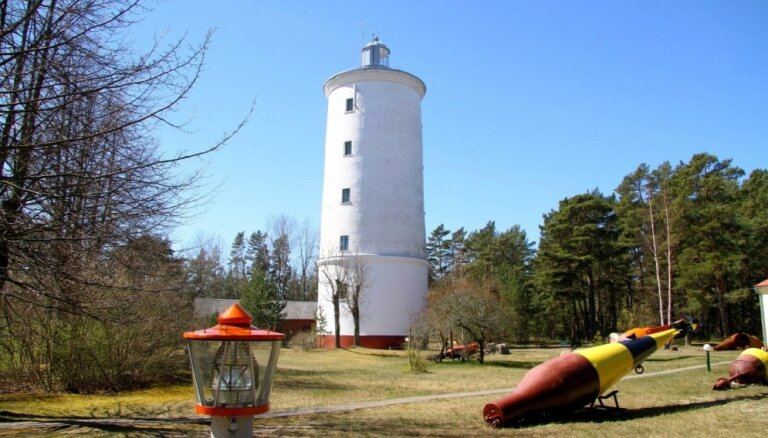 Rīgas vēstures un kuģniecības muzejā notiks lekcija par zīmīgām bākām Latvijā un pasaulē