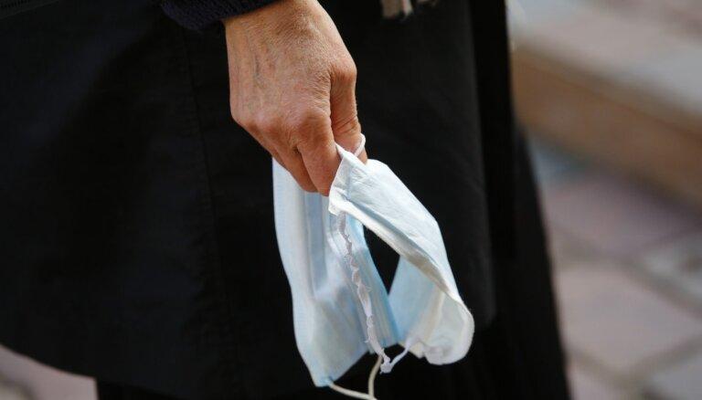 Svētdien Latvijā Covid-19 infekcija atklāta 290 cilvēkiem; pieci mirušie