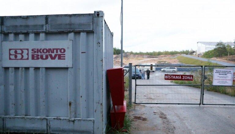 'Eko osta' iesniegusi apelācijas sūdzību tiesvedībā pret 'Skonto būvi'
