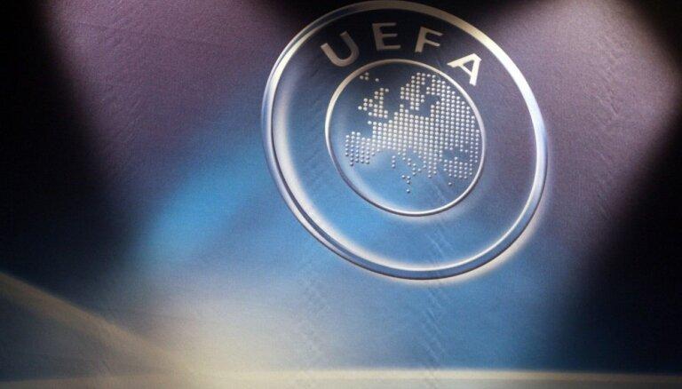 Latvija pirmoreiz uzņems vienu no UEFA apbalvošanas ceremonijām