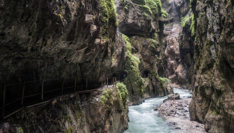 Piecas iespaidīgas aizas, kur sajust dabas varenību