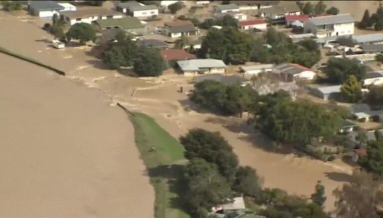 Plūdi Jaunzēlandē