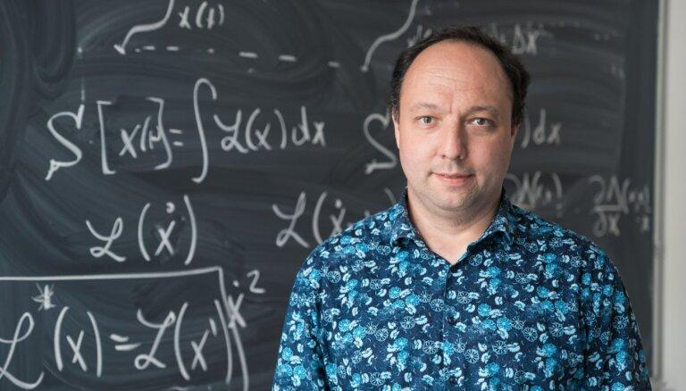 Kvantu fizikas metafizika. Turpinās zinātnes un reliģijas dialogam veltītais lekciju cikls