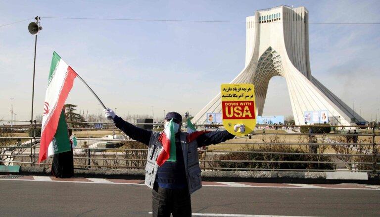 Cik tuvu Irāna ir atombumbas ieguvei