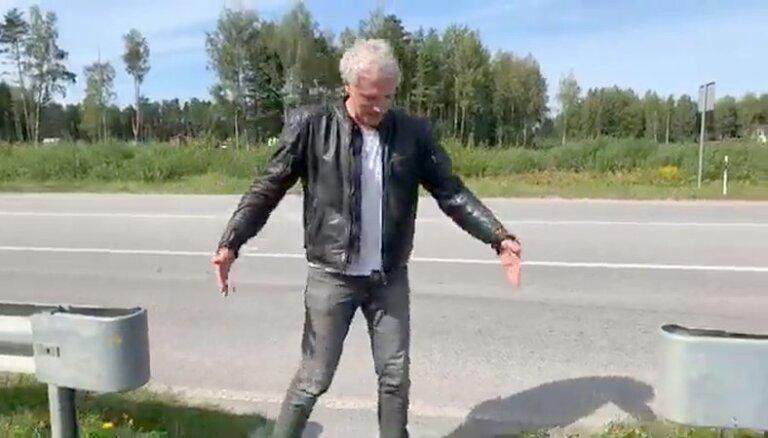 Video: Pauls Timrots skaidro, kādēļ ceļu būves inženieri Latvijā ir 'tizleņi'