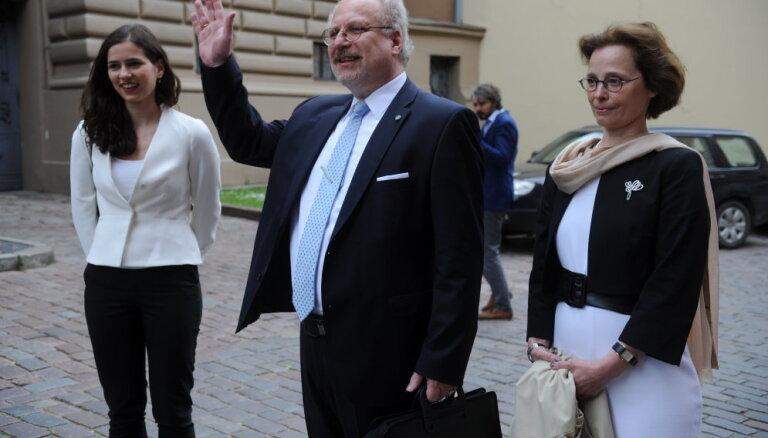 НКП одобрит кандидатуру Левитса, если Нацблок выдвинет его на пост президента