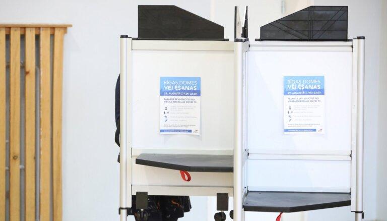 СГБ расследует четыре уголовных процесса о возможных нарушениях на выборах в Риге