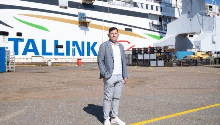 'Tallink' padomes priekšsēdētājs par pandēmiju: varbūt vajadzētu jau sākt nomierināties