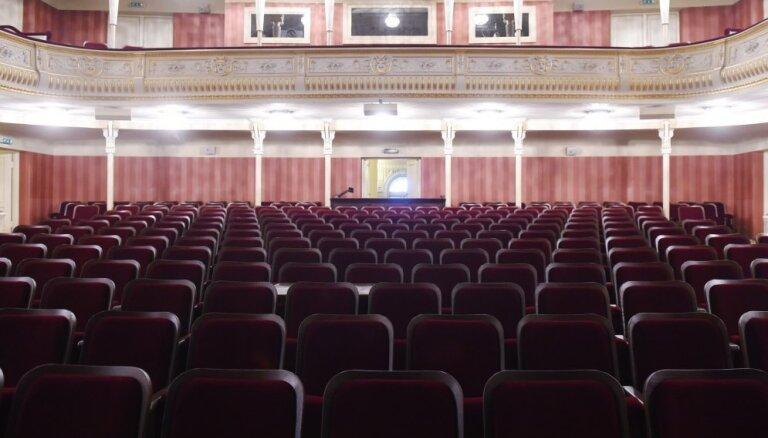 Nacionālajā teātrī notiks ikgadējā 'Spēlmaņu nakts' ceremonija