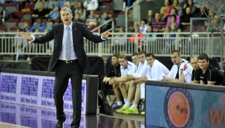 ULEB Eiropas kausa 'play-off': Bagatskis un 'Ņižņij Novgorod' pret Timmu, Bērziņu un 'Zeņit'