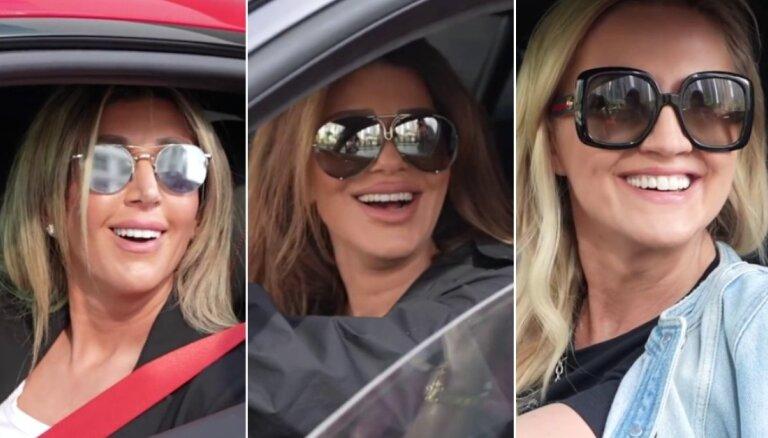 Video: Dubaijas sievietes skaidro, kā nopelnījušas naudu savam superauto