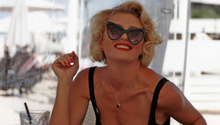 Кто она — латвийская Мэрилин Монро? Интервью с победительницей конкурса двойников
