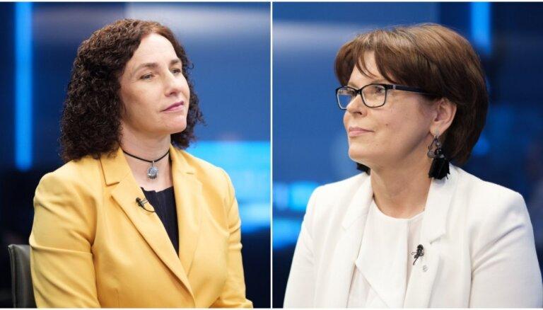 Rektoru karalistes, 'Žanna D'Arka', kas 'močī augstskolas', un 'Davai nevajag!' – diskusija par augstāko izglītību