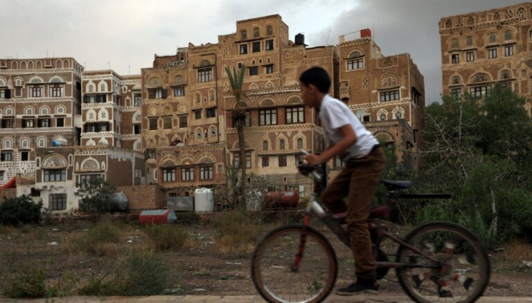 16 miljoniem Jemenas iedzīvotāju draud bads, brīdina ANO