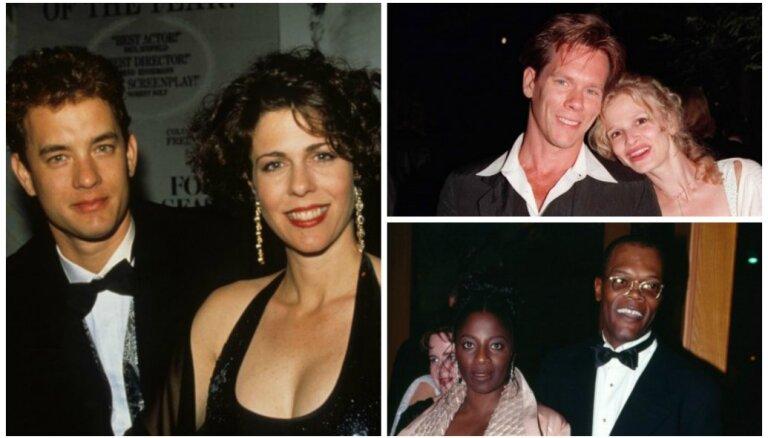 Septiņi Holivudas pāri, kuru laulība izturējusi laika pārbaudi