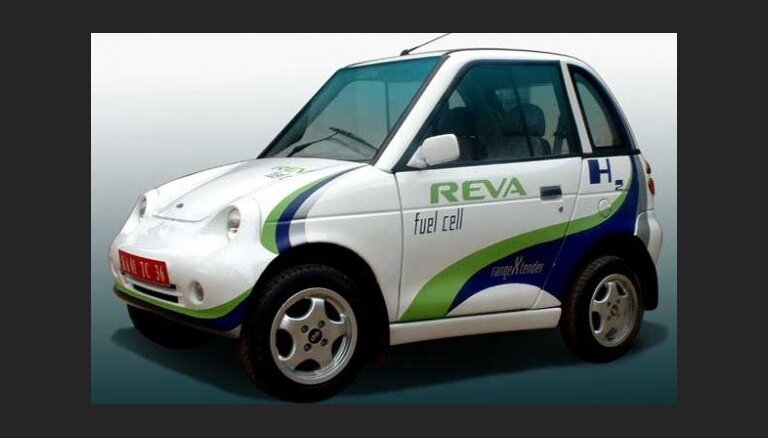 Zaļās Latvijas nākotne – elektromobilis