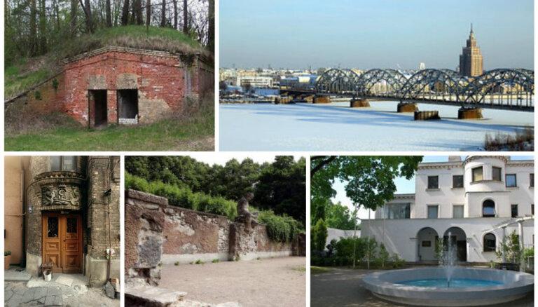 14 idejas atpūtai un izzinošām pastaigām Rīgā