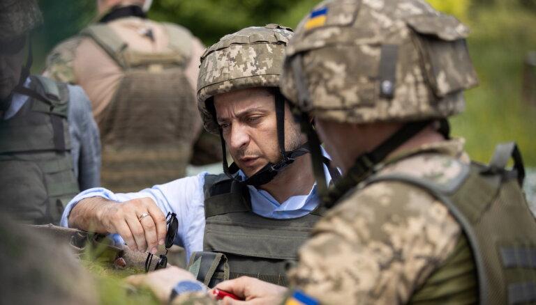 Зеленский потребовал оснастить украинский флот ракетами