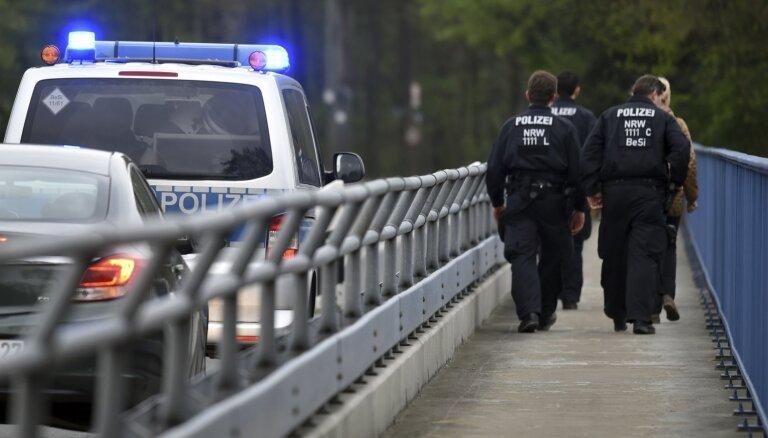Сына экс-президента ФРГ убили во время лекции в Берлине
