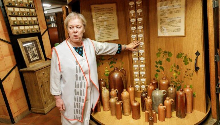 Foto: Atklāj 'Latvijas balzama' Ekskursiju centru