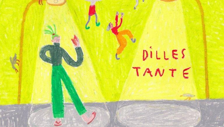 Kārļa Vērdiņa 'Dilles tante' debitē Latvijas Leļļu teātrī