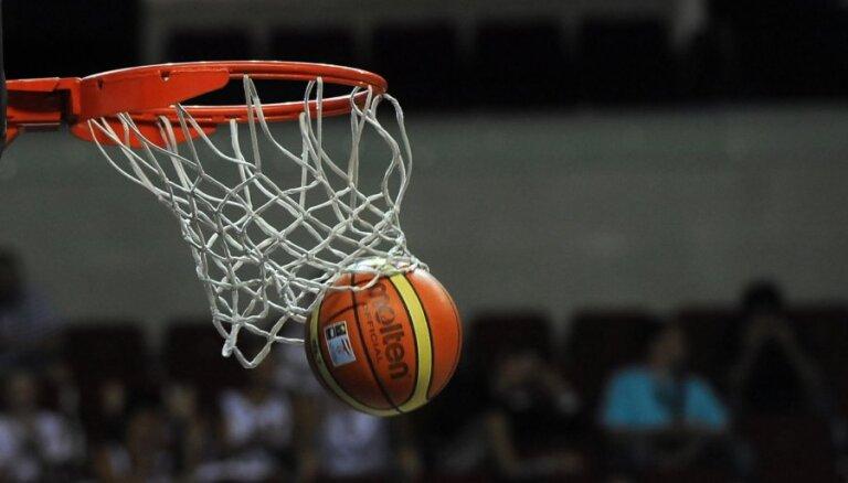 Latvijas U-20 izlases basketbolistes pārbaudes spēlē zaudē Krievijas vienaudzēm
