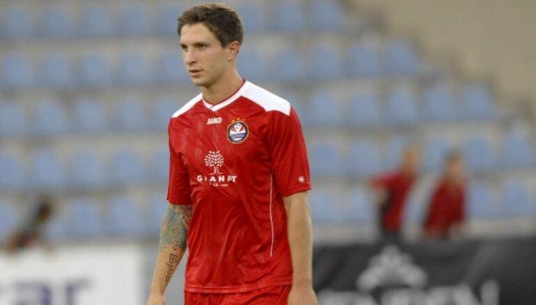Artjoms Osipovs atgriežas FK 'Jelgava'