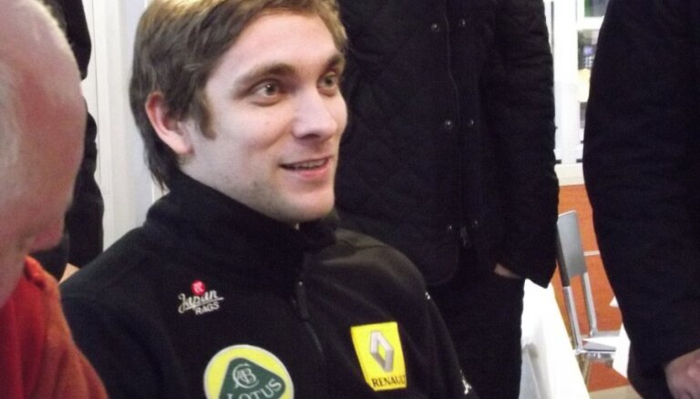 Vitālijs Petrovs: labāk braukt DTM nekā 'Caterham' F-1 komandā