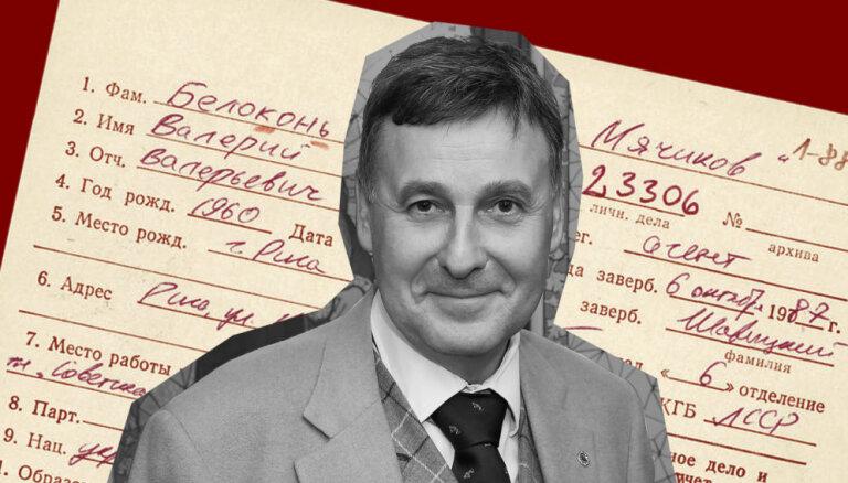 'Maisi vaļā': 'Mjačikovs' ziņo par 'pēdējo padomju disidentu'; prokuratūra pārbauda Belokoņu