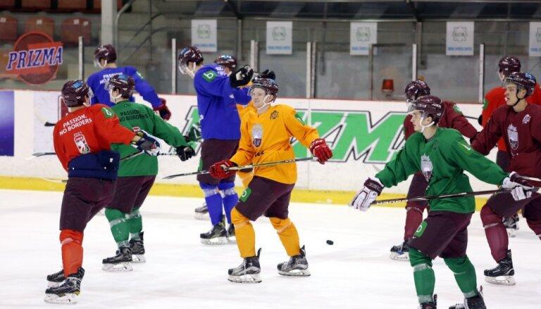 Hārtlijs paziņo Latvijas izlases sastāvu pirmajām pārbaudes spēlēm